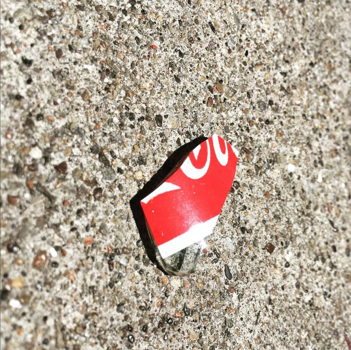 Litterati, les photos de déchets