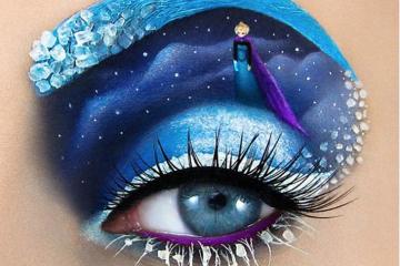 TalPeleg, la pro du maquillage des yeux