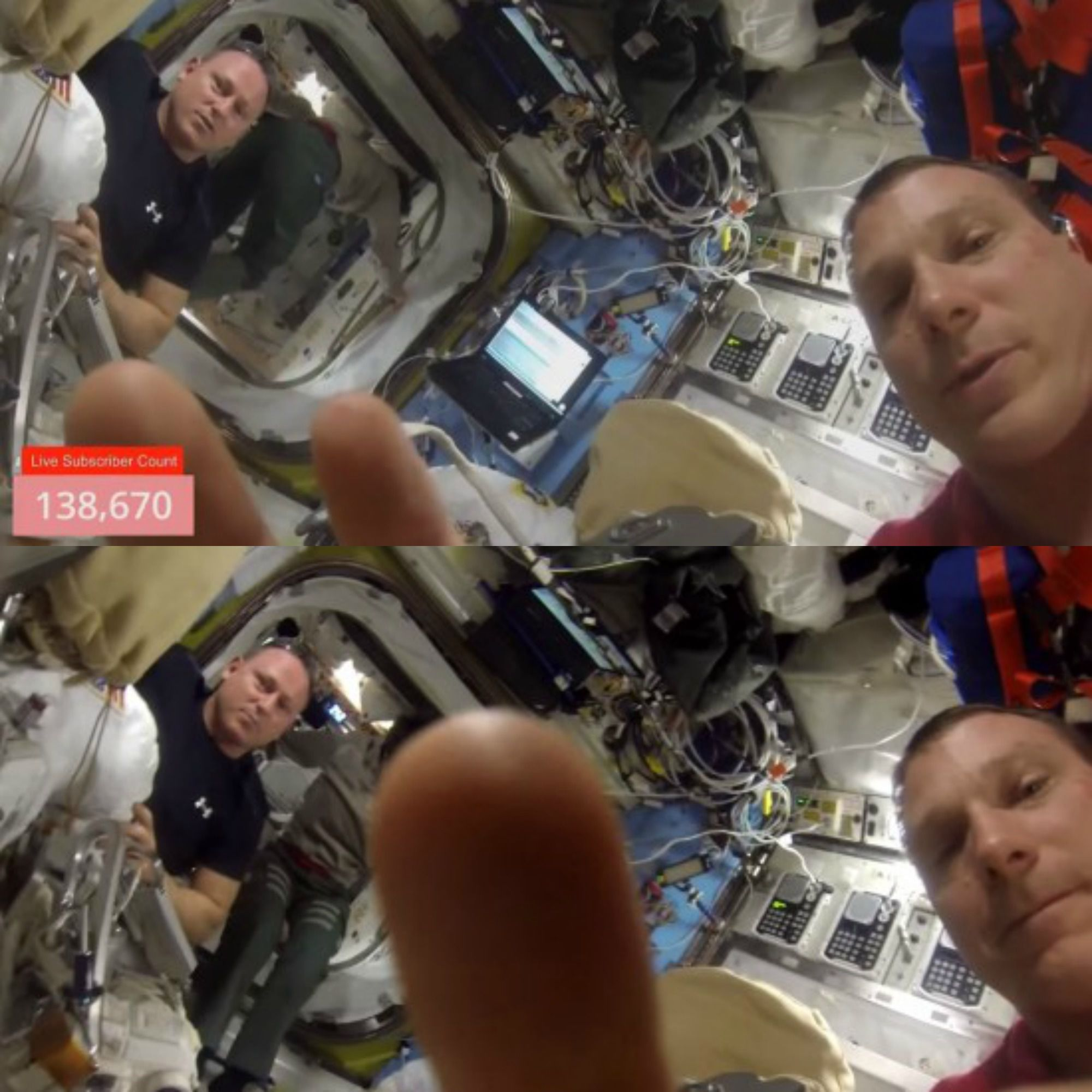 nasa-facebook-live-influenth