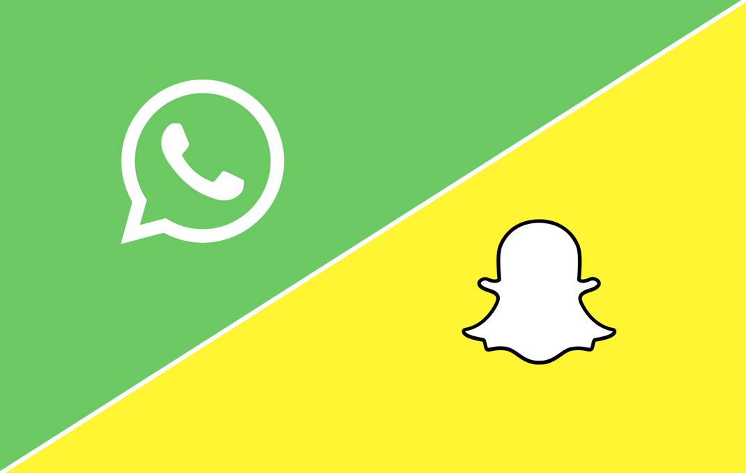 WhatsApp s'inspire des stories de Snapchat