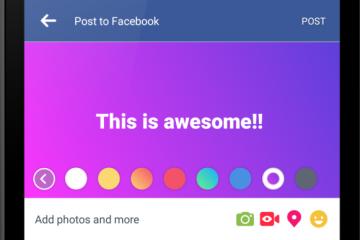 facebook-status-color