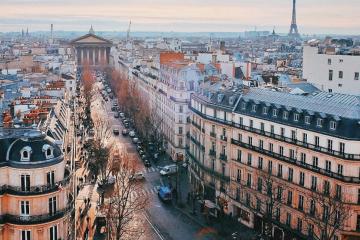 NathParis, la capitale dans les yeux d'une parisienne