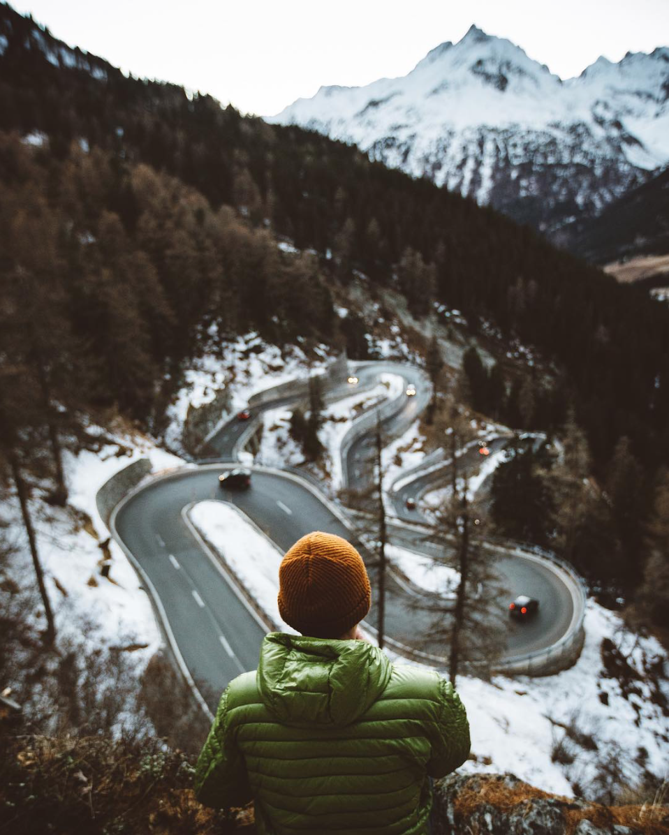 ExploreMarco, la Suisse sous la neige
