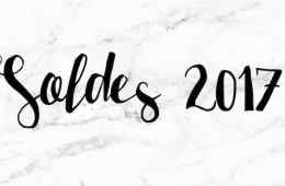 Soldes 2017 article influenth