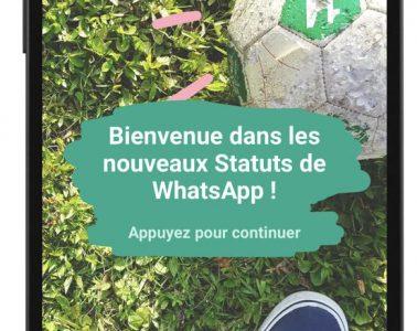 Whatsapp statuts