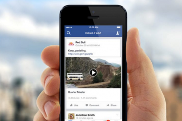 Vidéos Facebook