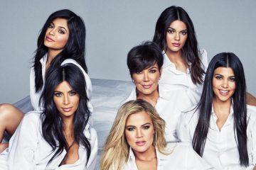 Famille Kardashian