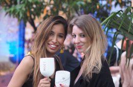 Soraya (@Soraya_Paris ) et Alizé (@AlizeeEnglish)