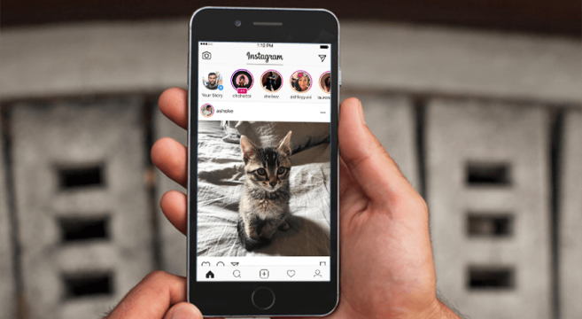 Instagram : sauvegardez vos stories et ajoutez vos stories préférées sur votre profil