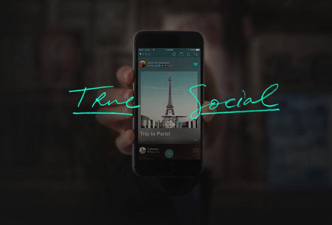 Vero : l'app sociale qui veut bousculer Facebook et Instagram