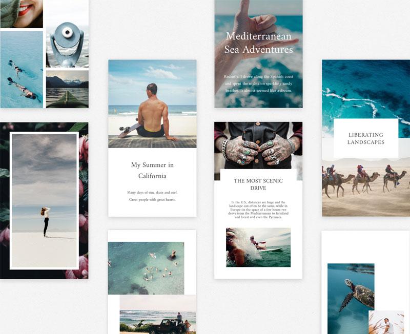 Les différents modèles de l'application Instagram préférée des influenceurs