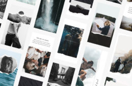 Unfold, l'application Instagram préférée des influenceurs