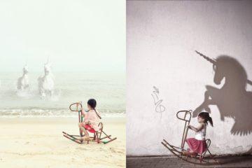 @Lovepaperplane : le compte Instagram qui met en scène l'imagination des enfants