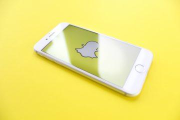 Étude Snapchat : l'argent et la génération Y