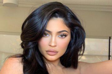 Kylie Jenner sur TikTok