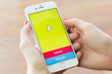 Snapchat don du sang