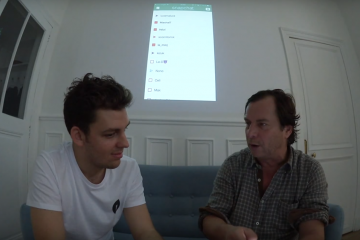 Pierre Croce explique Snapchat