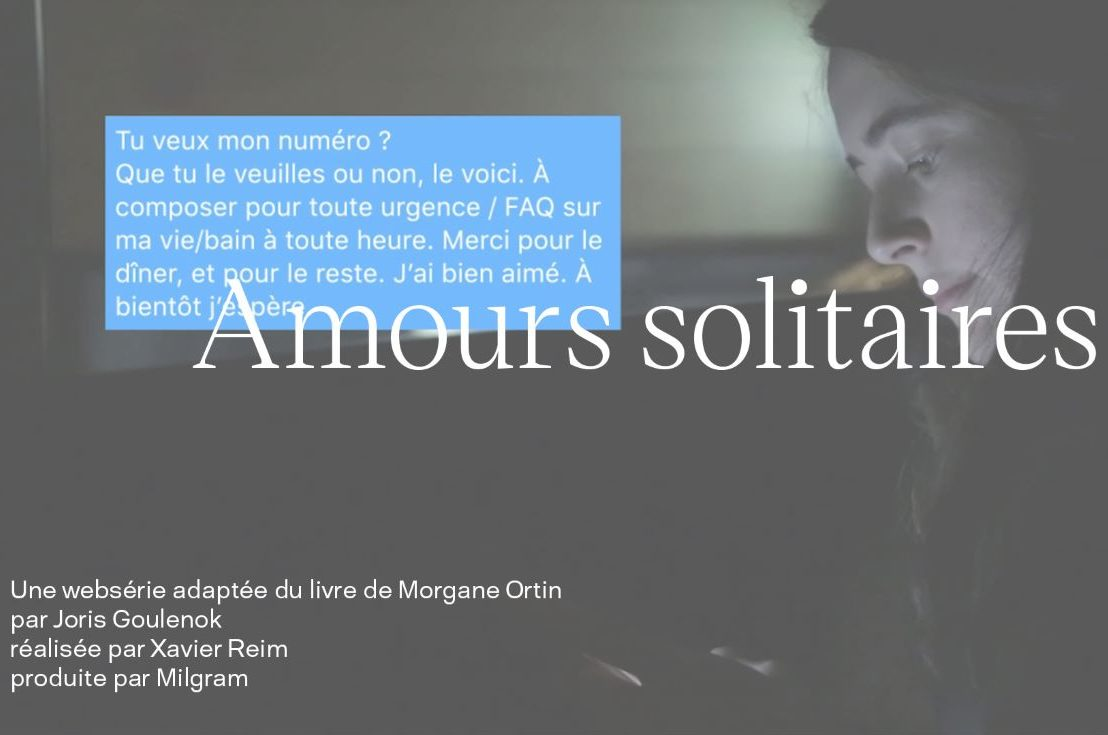 websérie Amours solitaires