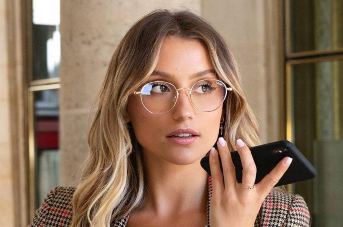 Chloé B collaboration lunettes