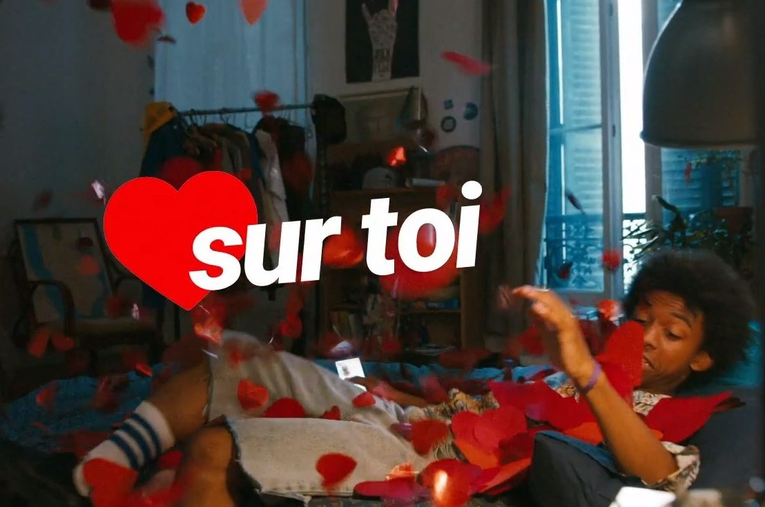 """Cœur sur toi"", une campagne Instagram"