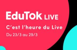 EduTok en Live sur TikTok