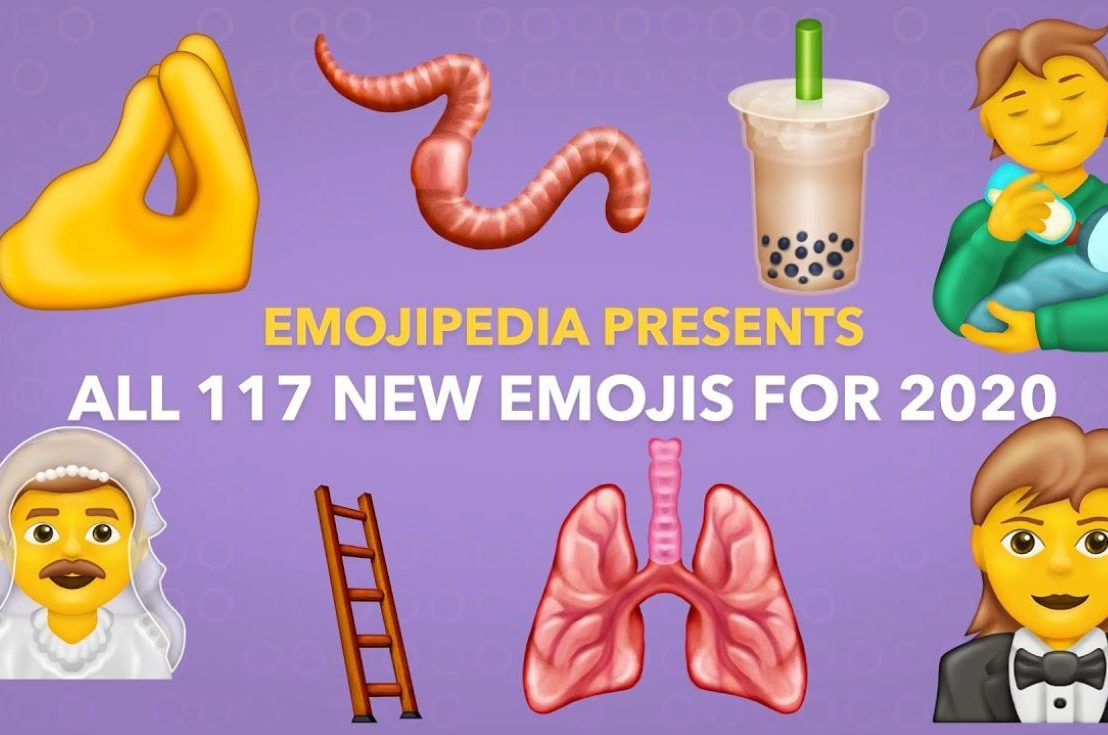 Emojis disponibles en 2020