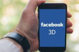 Facebook photos en 3D