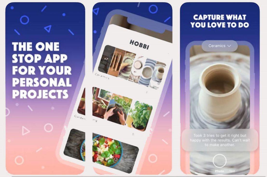 Hobbi nouvelle application de Facebook