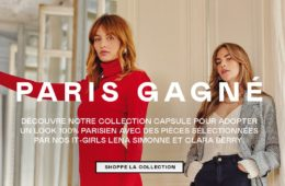 Lena Simonne et Clara Berry collaborent avec Nasty Gal
