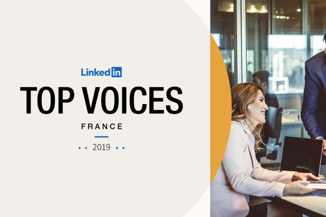 LinkedIn Top Voices 2019