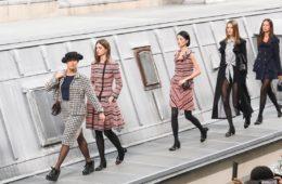Marie S Inflitre s incruste à la Fashion Week