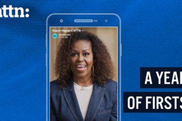 Michelle Obama sur IGTV
