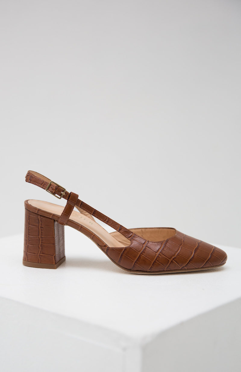 Chaussures Croco