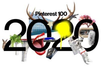 Pinterest 100 2020