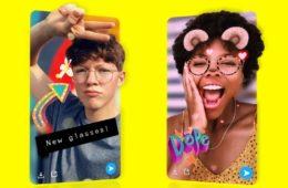 Les selfies 3D débarquent sur Snapchat