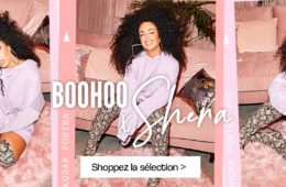 Shera et Boohoo collaborent