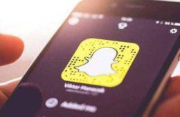 Snapchat mesures spécial confinement