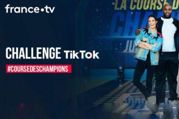 France TV TikTok #CourseDesChampions
