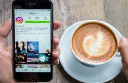 Visionnage massif de stories Instagram