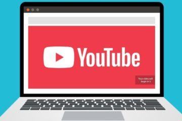YouTube espaces publicitaires