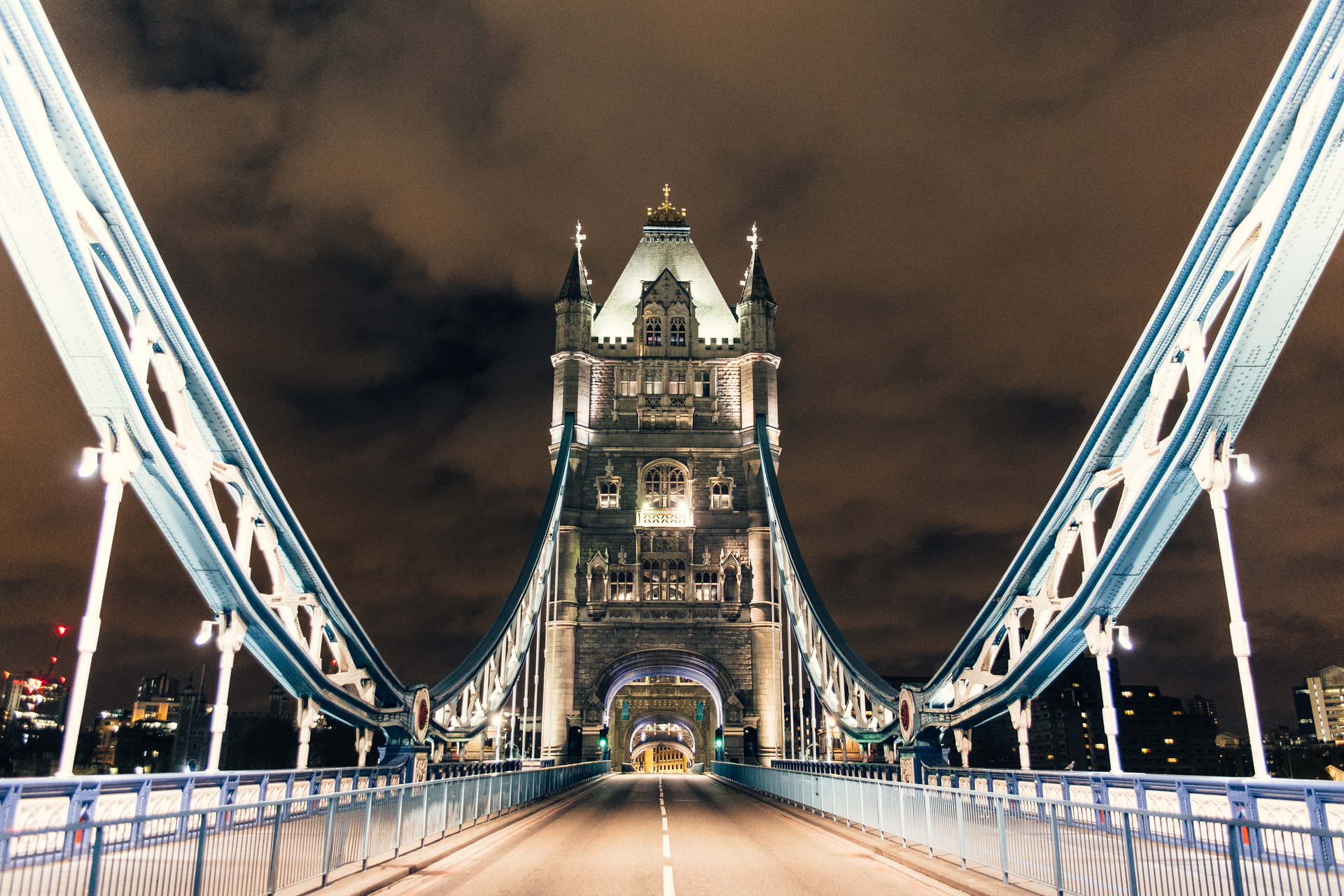 Desert in London - Tower Bridge - Christmas 2015 - Genaro Bardy -10