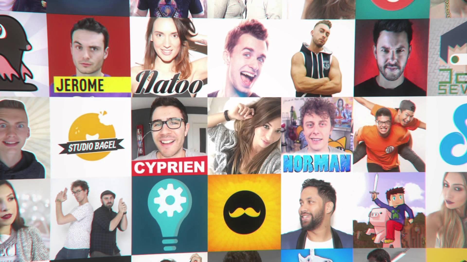 youtubeurs