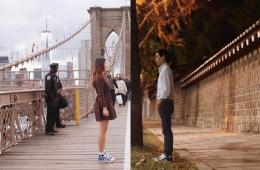 ShinLiArt, couple vivant une relation à distance