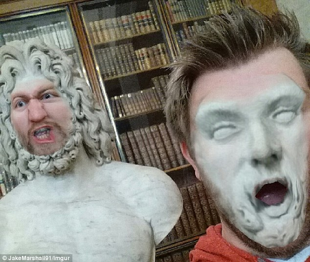 face swap musee