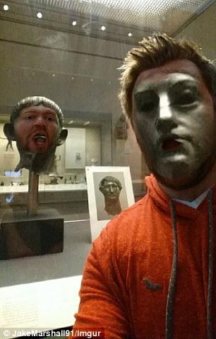 face swap museeee