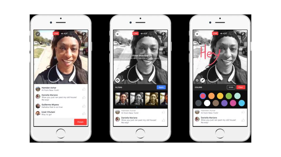 filtres-facebook-live-influenth