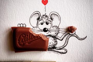 Apredart, les dessins de Rikiki la souris