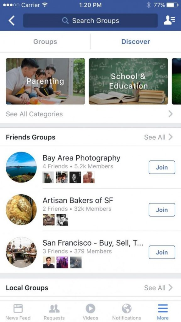 facebook-groupe-discover-influenth