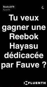 Fauve Reebok Influenth