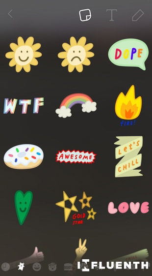 stickers-snapchat-influenth3